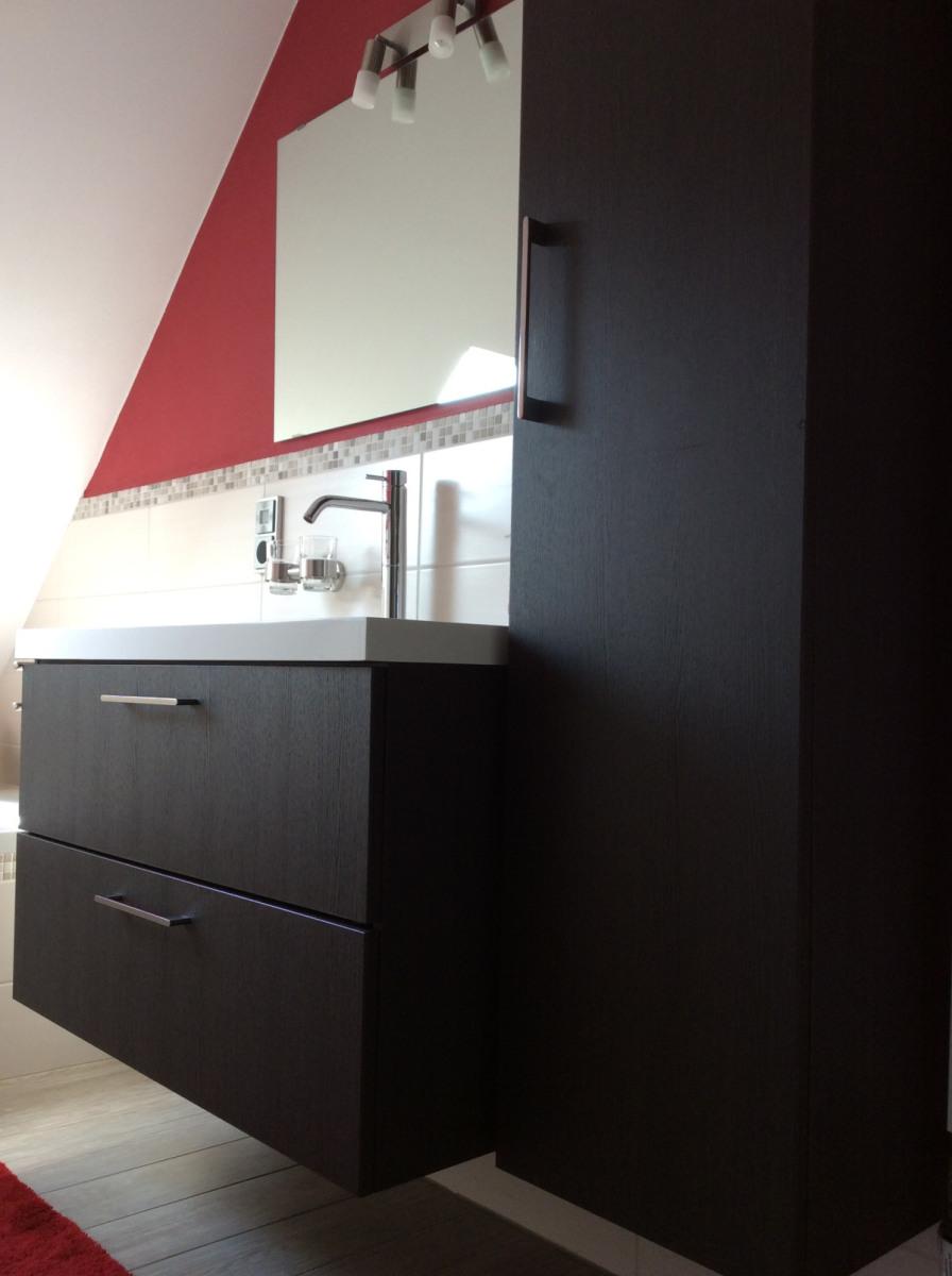Badezimmer / Waschbecken