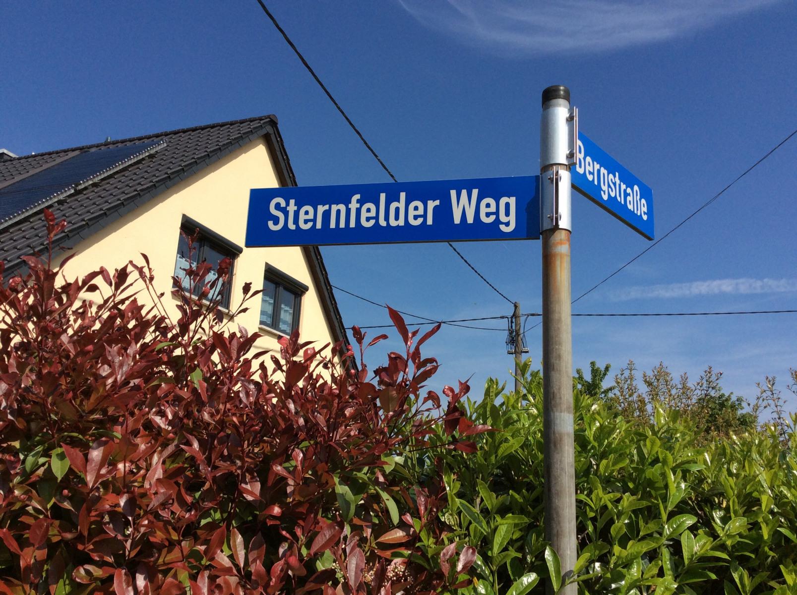 Sternfelder Weg